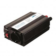 Invertor tensiune Well, 300 W, USB - Invertor curent