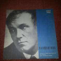 Rahmaninov-Concert nr.2-Richter- Electrecord ECE 0850 vinil vinyl - Muzica Clasica