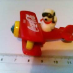 Bnk jc Avion Coca-Cola - Jucarie de colectie