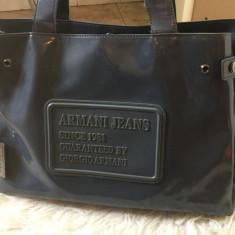 Armani - lacquer bag - Geanta Dama Armani, Culoare: Din imagine, Marime: Supradimensionata