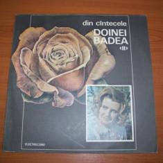 DIN CINTECELE DOINEI BADEA 2 disc vinil LP vinyl pickup