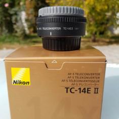 Vand Teleconvertor Nikon TC-14E II - Obiectiv DSLR