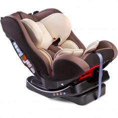 Scaun auto Caretero Combo Beige 0-25 Kg - Scaun auto copii Caretero, 0-1-2 (0-25 kg)