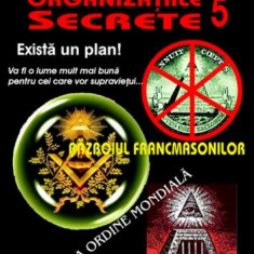 Organizatiile secrete 5 Razboiul Francmasonilor - Jan van Helsing - Carte masonerie