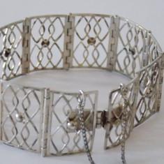 Bratara argint vintage -1742