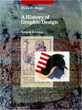 Meggs - A History of Graphic Design grafica poster afis grafic 1000 ill. RARA