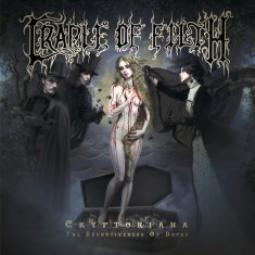 Cradle Of Filth CryptorianaThe Seductiveness Of Decay (cd) - Muzica Rock