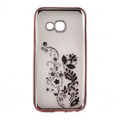Husa Atlas Bright Samsung A5/2017 #003 - Husa Telefon Atlas, Transparent, Plastic