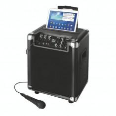 Boxa portabila Trust Fiesta Party Speaker, Bluetooth, Putere RMS 60 W, Negru