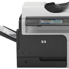 Multifunctionala HP M4555F MFP, 55 PPM, Duplex, Retea, USB, 1200 x 1200, Laser, Monocrom, A4, Fara Stand