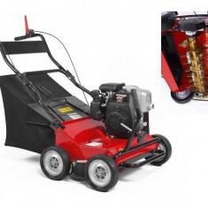 Scarificator pentru gazon cu motor termic HECHT S 500 H - Masina tuns iarba