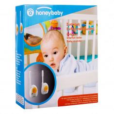 Interfon supraveghere bebelusi HoneyBaby, 100 m - Baby monitor