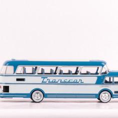 Macheta autobuz Isobloc 656 DH - 1956 scara 1:43