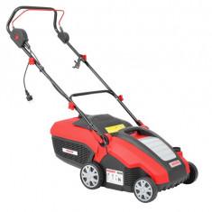 Scarificator si aerator cu motor electric de gazon 1500 W HECHT 1538 2 in 1 - Masina tuns iarba, Electrica