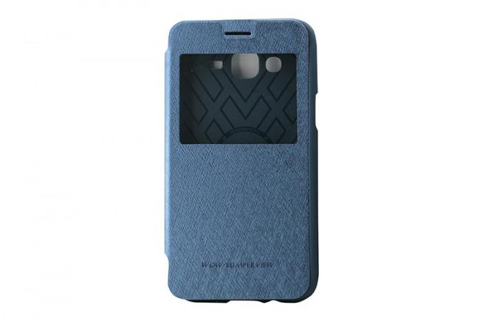 Toc Mercury Wow Samsung J5 Albastru foto mare