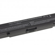 Baterie laptop Sony VGP-BPS9A/B VGP-BPS10 VGP-BPS9B neagra 6 celule, 4400 mAh