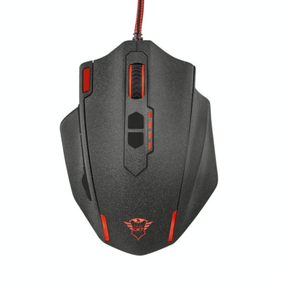 Mouse gaming Trust GMS-505 , USB , Optic , 4000 DPI , Negru foto