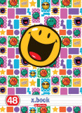 Caiet Herlitz A5 48 file model Smiley