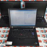 "Laptop Lenovo IBM R61e Celeron 1.86 Ghz HDD 40GB RAM 2GB Wi-fi 15.4"" - Laptop IBM, Intel Celeron, Sub 80 GB, Windows 7"