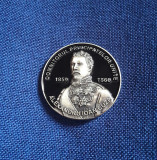 Medalie Alexandru Ioan Cuza - blazonul Principatelor