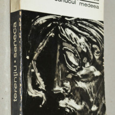 Terentiu, Seneca - Eunucul Medeea - Roman