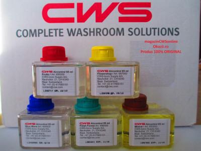 Odorizant CWS guma turbo parfum CWS frutto - Elvetia- ORIGINAL foto