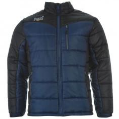 Geaca/jacketa Original 100% Everlast -import Anglia - Bleumarin - - Geaca barbati Everlast, Marime: S, Culoare: Gri