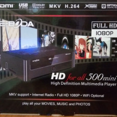 E-BODA HD for all 500 mini - Media player
