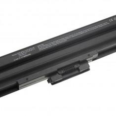Baterie laptop Sony VGP-BPS13 VGP-BPL13 VGP-BPS13A/S neagra 9 celule, 6600 mAh