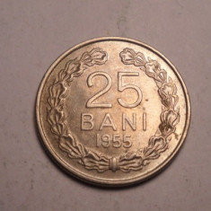 25 bani 1955 AUNC - Moneda Romania