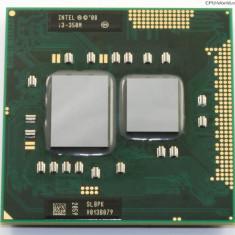 PROCESOR LAPTOP INTEL I3 370M 2, 4GHZ, Intel Core i3, 2000-2500 Mhz, Numar nuclee: 2, G1