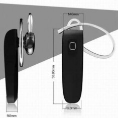 Casca Bluetooth Telefon GENAI B1 Handsfree Nou Sigilat - Multipoint - Handsfree GSM