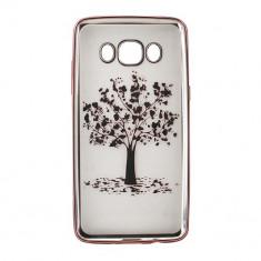 Husa Atlas Bright Samsung J5/2016 #004 - Husa Telefon Atlas, Transparent, Plastic