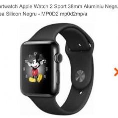 Apple Watch 38mm Aluminum Case Sport  S2 - nou, Mecanic-Automatic