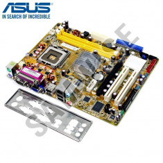 Placa de baza Asus P5GC-MX, LGA775, DDR2, PCI-Express, SATA2, Micro-ATX