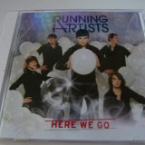 Running Artists - cd