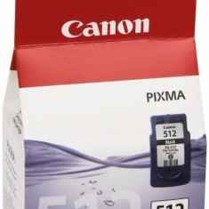 Cartus original Canon PG 512 black - Cartus imprimanta