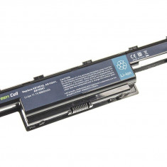 Baterie laptop Packard Bell Acer Aspire seria 5733 5750 AS10D31 AS10D75 9 celule, 6600 mAh