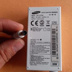 55.Alimentator Monitor Samsung, Dell, LG 12V 3A 36W - Mufa Cu PIN A3612_DPNW