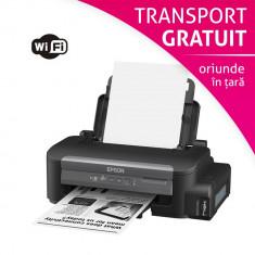 Imprimanta Epson WorkForce M105 cu sistem CISS integrat - Imprimanta inkjet