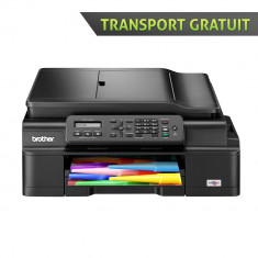 Imprimanta Brother MFC-J200 cu cartuse refilabile - Imprimanta inkjet