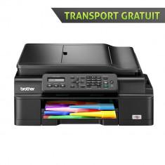 Imprimanta Brother MFC-J200 cu cartuse refilabile - Imprimanta inkjet