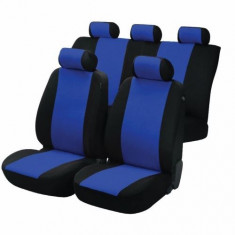 Huse Scaune Auto Dacia Logan Mcv Airbag Line 11 Bucati - Husa scaun auto RoGroup