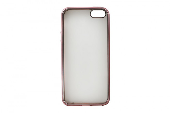 Husa Bright iPhone 5/5S Rosegold foto mare