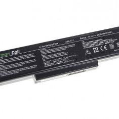 Baterie laptop Asus K72 K73 N71 N73 A32-K72 9 celule, 6600 mAh