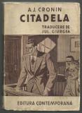 A.J.Cronin / CITADELA - editie 1943, A.J. Cronin