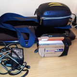 CAMERA VIDEO SONY HANDYCAM MODEL DCR-DVD106E, 2-3 inch, Peste 40x