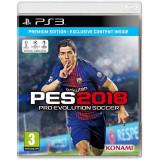 Pro Evolution Soccer 2018 (PES) PS3
