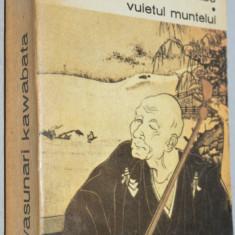 Yasunari Kawabata - stol de pasari albe, vuietul muntelui - Roman