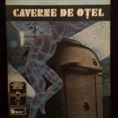 Caverne De Otel - Isaac Asimov - 14 - Carte SF